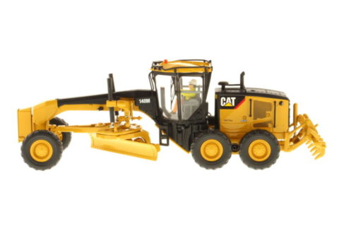 85236 Cat 140M Motor Grader Core Classic – DIECAST MASTERS 1/50