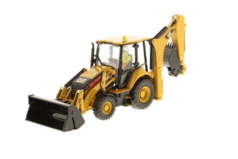 Cat 432F2 Side Shift Backhoe – DIECAST MASTERS – 85249 – 1:50