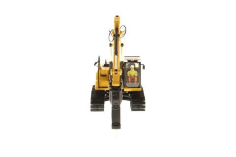 85280 Cat 320D L Excavator w/ Hammer – DIECAST MASTERS 1/50