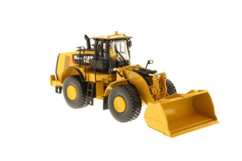 85289c Cat 980K Wheel Loader Material – DIECAST MASTERS