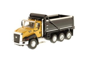CT660 Dump Truck – Yellow and Black – DIECAST MASTERS – 85290 – 1:50