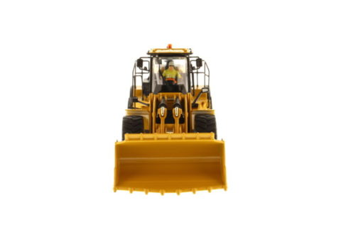 85296 Cat 980K Wheel Loader w/ RockCon – DIECAST MASTERS