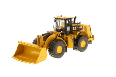 Cat 980K Wheel Loader w/ RockCon – DIECAST MASTERS – 85296 – 1:50