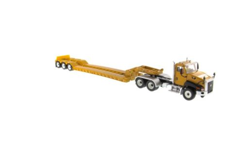 85503c Cat CT660 Day Cab Tractor w/ XL120 Trailer – DIECAST MASTERS