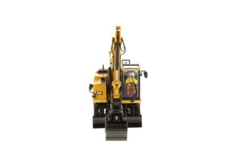 85508 Cat M318F Wheeled Excavator – DIECAST MASTERS