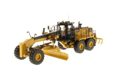 85521 Cat 18M3 Motor Grader – DIECAST MASTERS 1/50