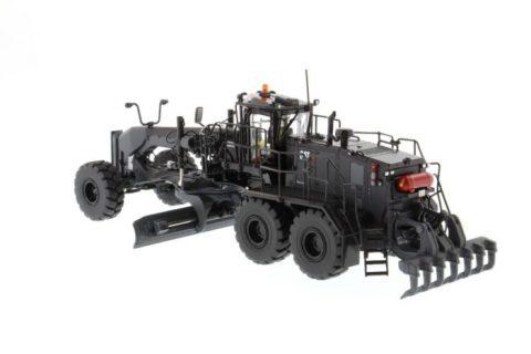 Cat 18M3 Motor Grader Black Finish – DIECAST MASTERS – 85522 – 1:50