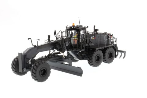 Cat 18M3 Motor Grader Black Finish – DIECAST MASTERS – 85522 – 1:50