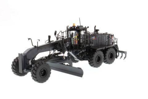 85522 Cat 18M3 Motor Grader Black Finish – DIECAST MASTERS 1/50