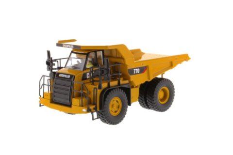 85551c Cat 770 Off Highway Truck – DIECAST MASTERS