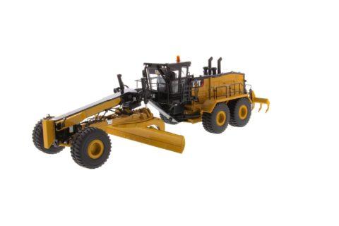 Cat 24 Motor Grader – DIECAST MASTERS – 85552 – 1:50