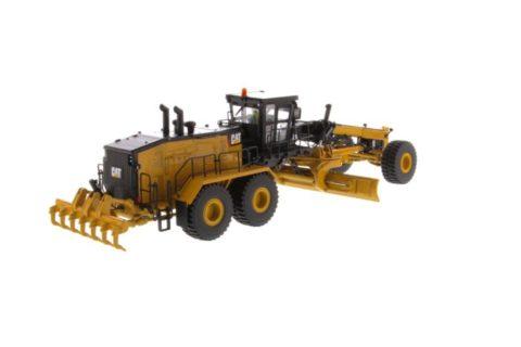 85552 Cat 24 Motor Grader – DIECAST MASTERS 1/50