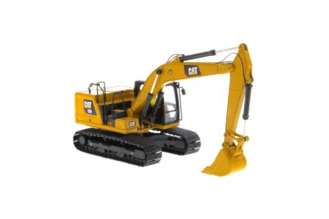 Cat 320 Hydraulic Excavator Next Generation – DIECAST MASTERS – 85569 –  1:50