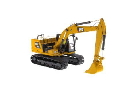85569 Cat 320 Hydraulic Excavator Next Generation – DIECAST MASTERS 1/50
