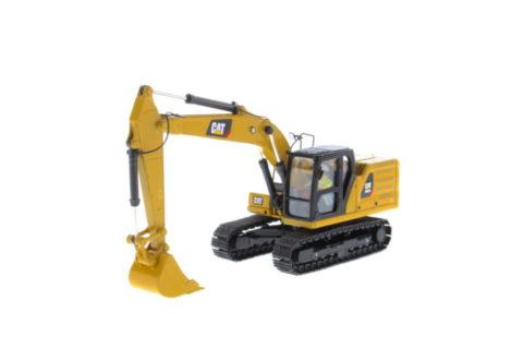 85570 Cat 320 GC Hydraulic Excavator Next Generation – DIECAST MASTERS 1/50