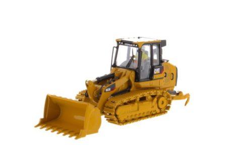 85572 Cat 963K Track Loader – DIECAST MASTERS – Caterpillar