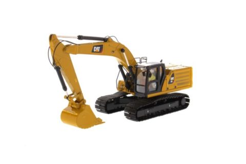 85586 Cat 336 Hydraulic Excavator – Next Generation – DIECAST MASTERS 1:50