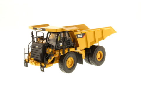 85909 Cat 775G Mining Truck – DIECAST MASTERS