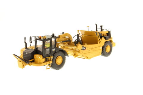 Cat 627K Scraper – DIECAST MASTERS – 85921 – 1:50