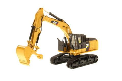 85923 Cat 568 GF Forest Machine – DIECAST MASTERS 1/50