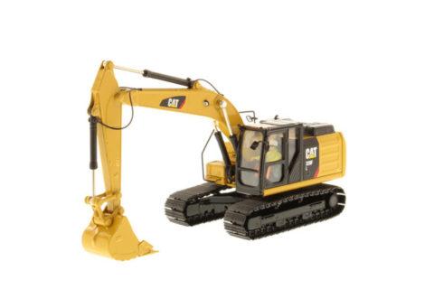85931 Cat 320F L Excavator – DIECAST MASTERS 1/50