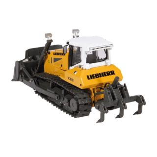 LIEBHERR PR736 XL LITRONIC – crawler tractor – 926 – NZG – 1/50