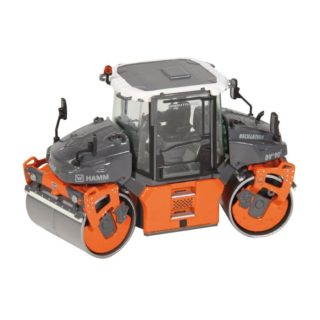 HAMM DV+90i VO-S  Tandem roller with vibratory and oscillating drum – NZG – 1/50