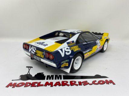 OTTO-MOBILE – FERRARI – 308 GTB Gr.4 (night version) N 3 RALLY 4 REGIONI 1981 M.PREGLIASCO