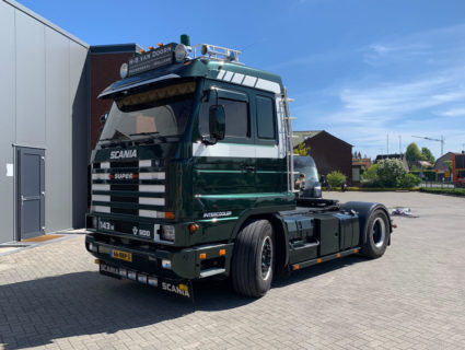 SCANIA 3 SERIES STREAMLINE 4X2 – H-B van Doorn – WSI – 01-3169
