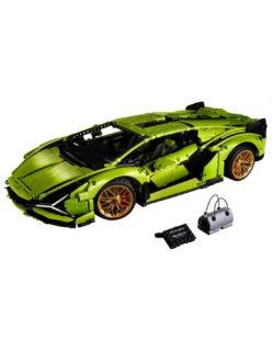 * NEWS * LEGO 42115 Technic – Lamborghini Sián FKP 37