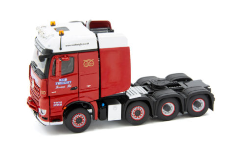 *PREORDINE* Reid Freight Mercedes-Benz Arocs BigSpace 8×4 – 33-0133 – IMC