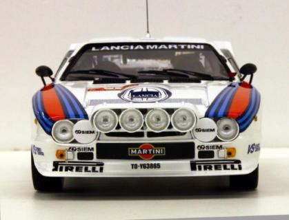 ***PREORDINE*** Kyosho – Lancia Rally 1983 – Monte Carlo Nr.1 – Martini – W.Rohrl / Ch.Geistdorfer