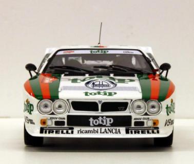 ***PREORDINE*** Kyosho – Lancia Rally 037 Jolly Club – Totip – Miki Biasion / Tiziano Siviero – 1983 San Remo