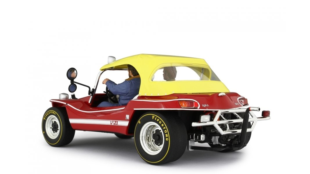 Bud Spencer Terence Hill Buggy