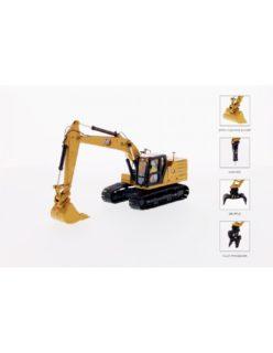 ***PREORDINE*** CAT 323 Next generation con accessori – DIECAST MASTERS 85657 – 1/50