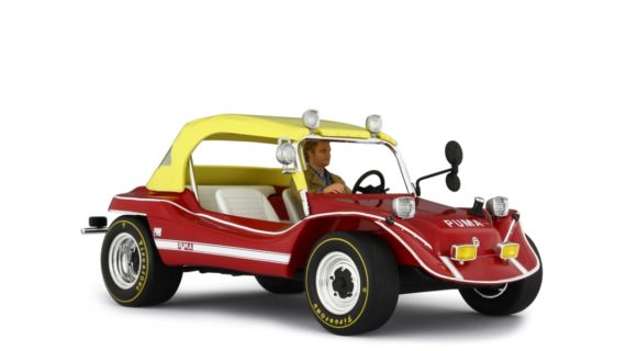 ***PREORDINE*** Terence Hill & Puma Dune Buggy 1972 – 1:18 – LAUDORACING