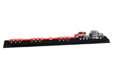 TII Kenworth T800 8×6 Scheuerle Highway USA 3+3+3 – IMC – 1/50 – 64219039