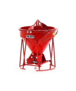 "GAR-BRO R-SERIES ""Gar-Bro"" Concrete bucket – WEISS BROTHER – WB002-01901 – 1:50"