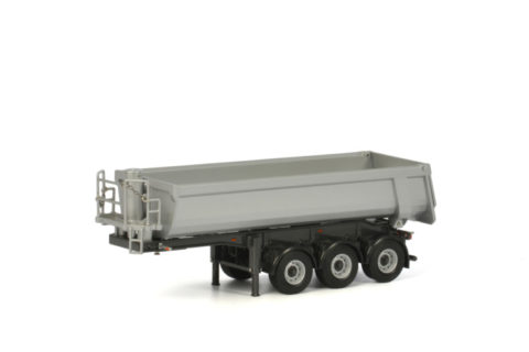 White Line; HALF PIPE TRAILER – 3 AXLE – WSI – 03-2000 – 1:50