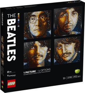 LEGO 31198 LEGO Art – The Beatles