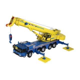 *** PREORDINE *** XCMG XCA 220 Mobilkran blue/yellow – NZG – 1:50 – VAKF-0009
