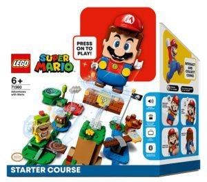 LEGO 71360 LEGO Super Mario – Avventure di Mario: Starter Pack
