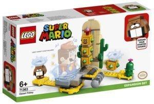 LEGO 71363 LEGO Super Mario – Pack di Espansione: Marghibruco del deserto