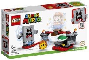LEGO 71364 LEGO Super Mario – Pack di Espansione: Guai con la lava di Womp
