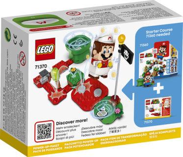 LEGO 71370 LEGO Super Mario – Mario fuoco: Power Up Pack