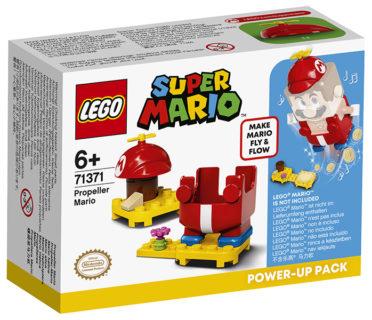 LEGO 71371 LEGO Super Mario – Mario elica: Power Up Pack
