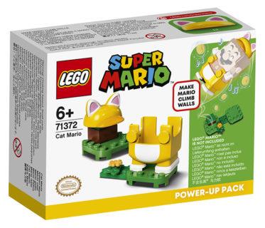 LEGO 71372 LEGO Super Mario – Mario gatto: Power Up Pack