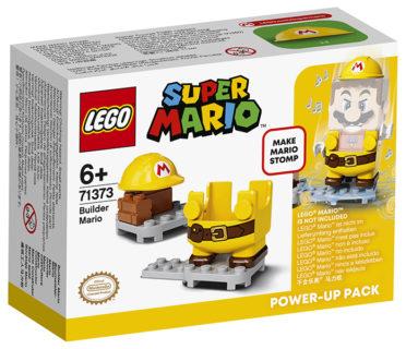LEGO 71373 LEGO Super Mario – Mario costruttore: Power Up Pack