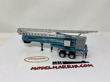 *limited edition* CATTANEO – CM221 – 1/50 – GREEN – Cgm Models