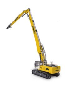 LIEBHERR R960 Demolition with demolition equipment (34m) incl. hoe type bucket, storage system – Conrad – 1:50 – 2205/0
